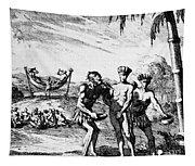 New World: El Dorado, 1727 Tapestry