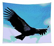 New World Vulture Tapestry