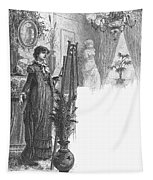 New York: Artist, 1882 Tapestry
