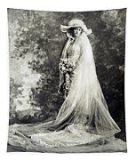 New York: Bride, 1920 Tapestry