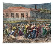 New York: Draft Riots 1863 Tapestry