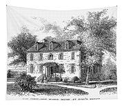 New York Mansion, 1748 Tapestry