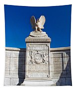 New York Monument Tapestry
