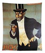 Nick Carter Tapestry