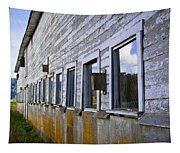 Nisqually Wildlife Refuge P18 The Barn Tapestry