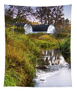 Nisqually Wildlife Refuge P21 The Twin Barns Tapestry
