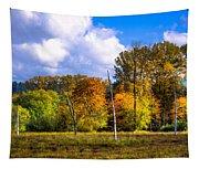 Nisqually Wildlife Refuge P22 Tapestry