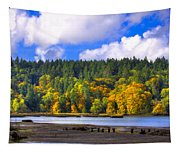 Nisqually Wildlife Refuge P24 Tapestry