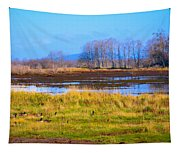 Nisqually Wildlife Refuge P5 Tapestry