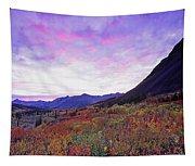 North Canol Road Near Macmillian Pass Tapestry