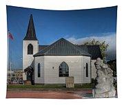 Norwegian Church Cardiff Bay 2 Tapestry