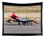 Nose Gear Trouble Tapestry