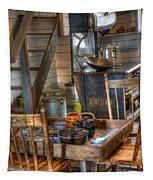 Nostalgia Country Kitchen Tapestry