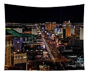 Not Everything Stays In Vegas Tapestry