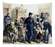 Ny Slum Children, 1864 Tapestry