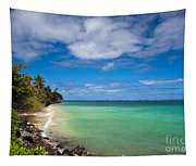 Oahu Solace Tapestry