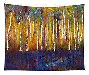 Oak Bay Woods Tapestry