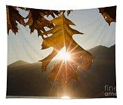Oak Leaf Tapestry