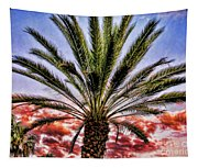 Oasis Palms Tapestry