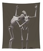 Artificial Obedience Tapestry
