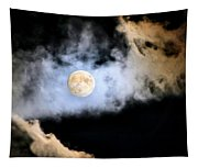 Obscured By Clouds Tapestry