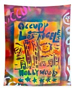 Occupy Hollywood Tapestry