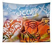 Occupy X-mas Tapestry