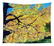 October Fall Foliage Tapestry