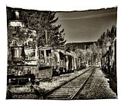 Off Track Tapestry
