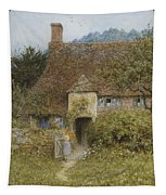 Old Cottage Witley Tapestry
