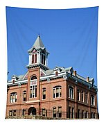 Old Courthouse Powhatan Arkansas 1 Tapestry