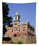 Old Courthouse Powhatten Tapestry