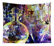 Old Decanters Tapestry