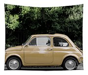 Old Fiat Tapestry