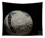 Old Football Tapestry