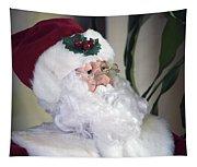 Old Santa Claus Tapestry