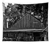 Old Spanish Sugar Mill Tapestry
