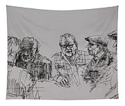 Old-timers  Tapestry