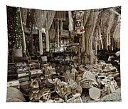 Old World Market Tapestry