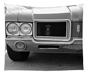 Olds C S In Black And White Tapestry