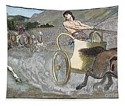 Olympic Games, Antiquity Tapestry