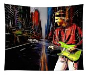 On Every Street Tapestry
