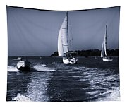 On The Water 1 - Venice Tapestry