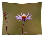 One Blossom Left Tapestry