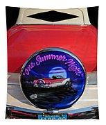 One Summer Night Tapestry