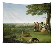 One Tree Hill - Greenwich Tapestry