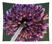 Onion Flower Tapestry
