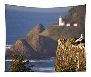 Oregon, United States Of America Heceta Tapestry