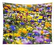 Oregon Wildflowers Tapestry