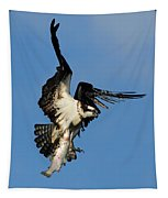 Osprey And Rainbow Trout Tapestry